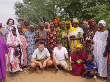 Permalink to: Projet Sénégal